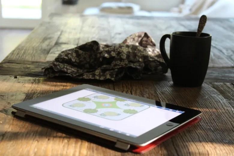 ipad app for garden layout design l gardenista