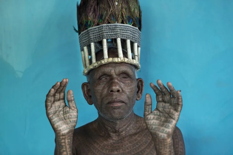 Ramnami. Foto de Mattia Passarini. National Geographic Photo Contest
