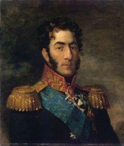General Pyotr Bagration <a href=