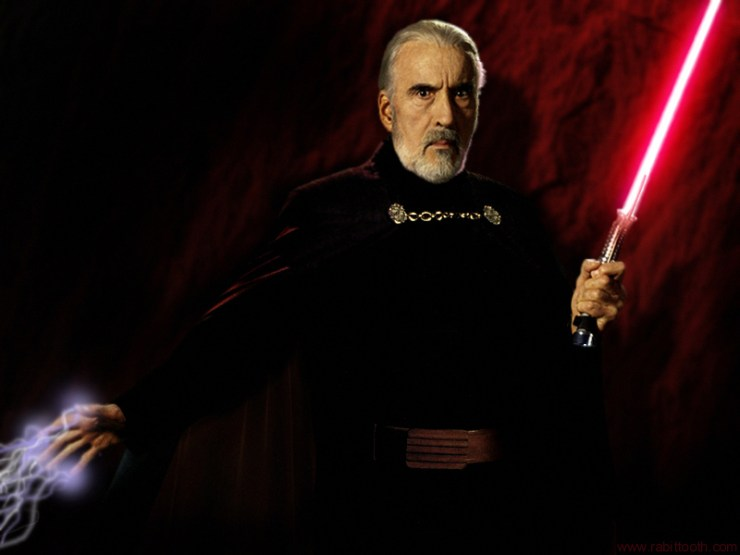 count dooku star wars