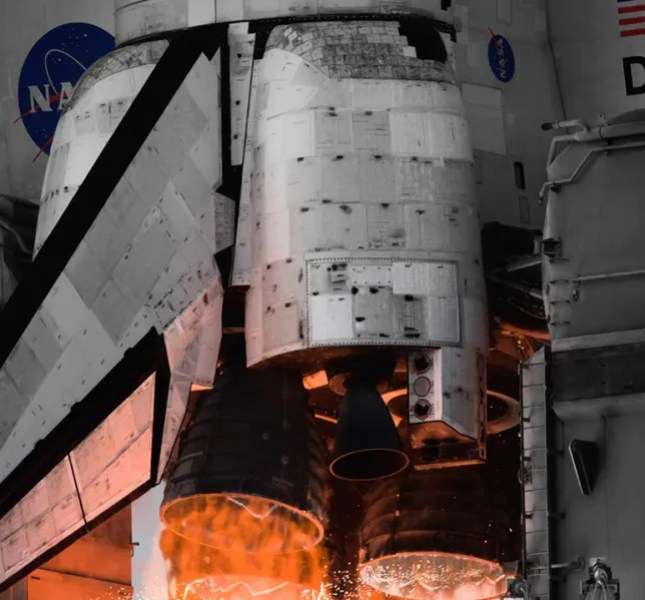 2 lanzamiento espacial