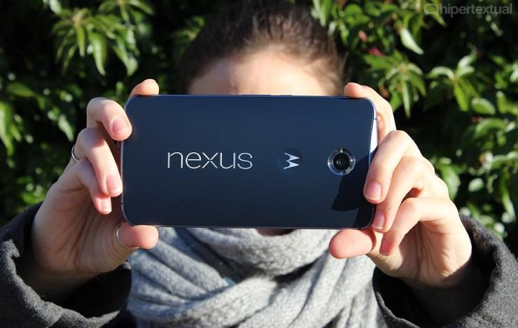 Nexus 6 cámara