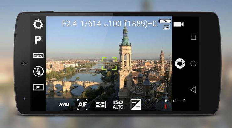 [Camera FV-5 ](https://play.google.com/store/apps/details?id=com.flavionet.android.camera.pro&hl=es), App que permite disparar RAW en Lollipop