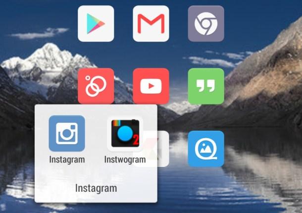 Instwogram, una aplicación segura fuera de Google Play. Un oasis en un desierto.