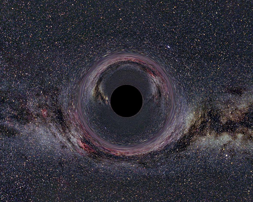 agujero de gusano galáctico