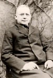 Francis Xavier Morgan, sacerdote católico.