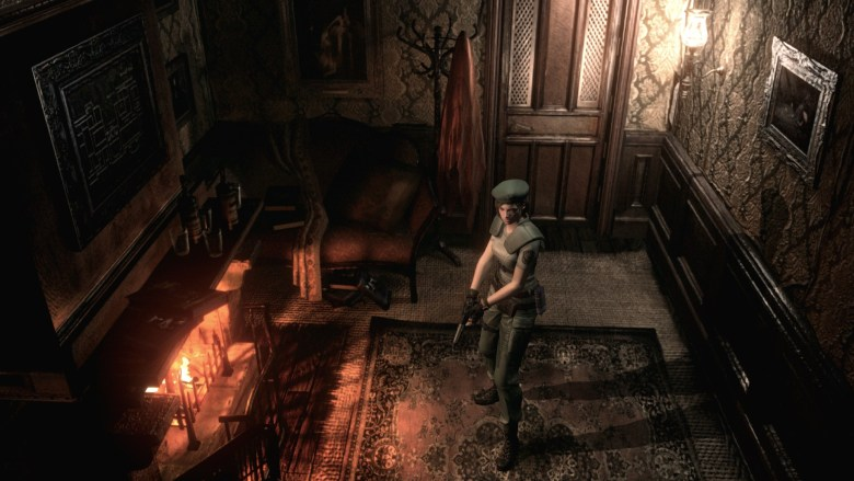 Resident Evil HD Remaster 2