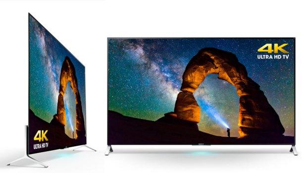 Sony TVs CES 2015