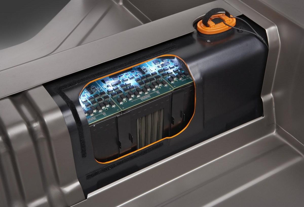 baterías de electrolito