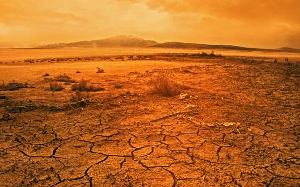 calentamiento global desierto