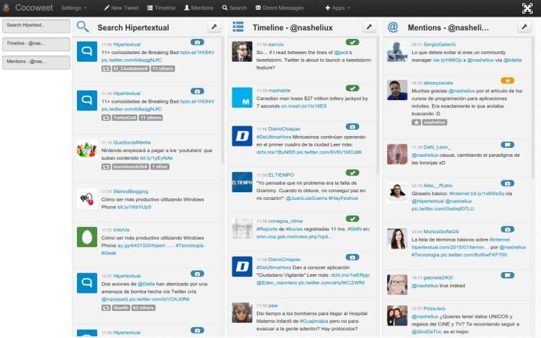 Extensiones de Chrome para Twitter