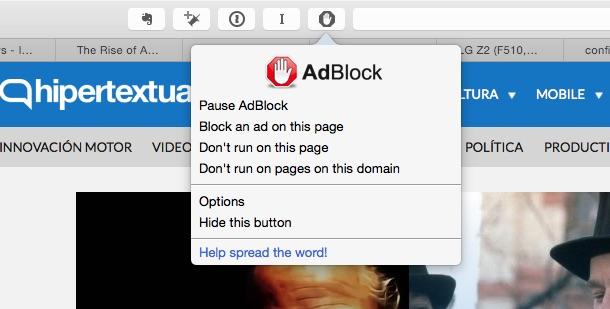 adblock-config