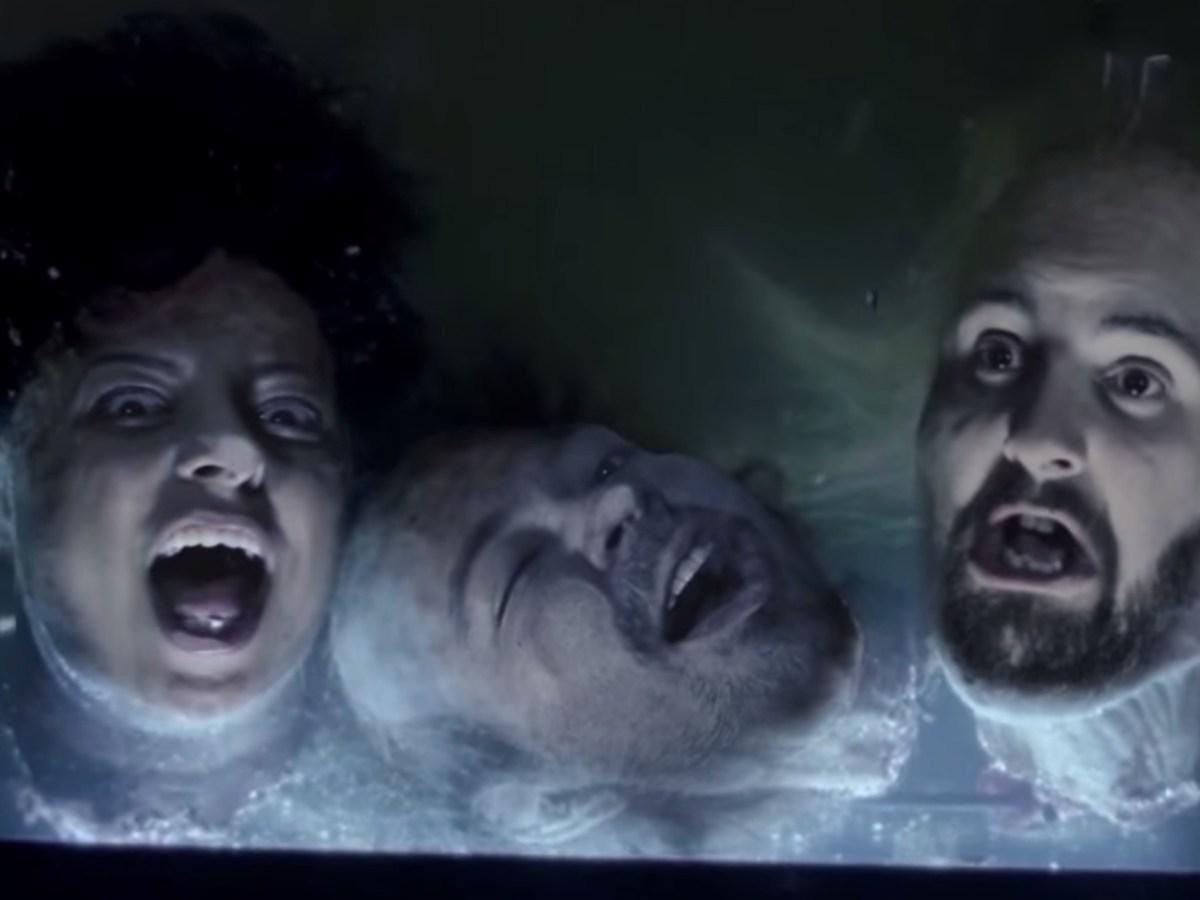 parodia de The Walking Dead
