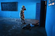 Ebola Crisis Overwhelms Liberian Capital, de John Moore (WPO)