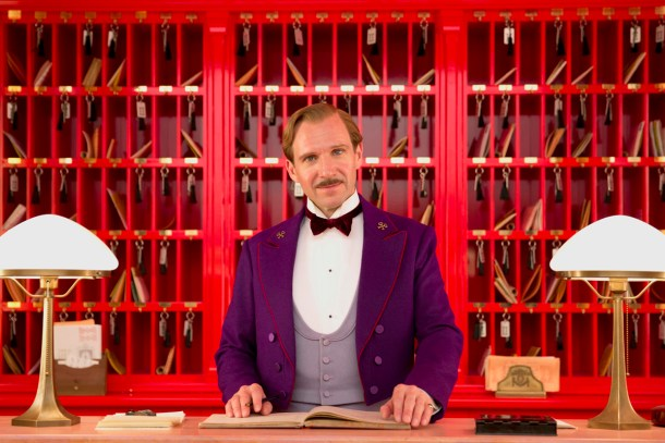 """""""Grand hotel Budapest"""" 