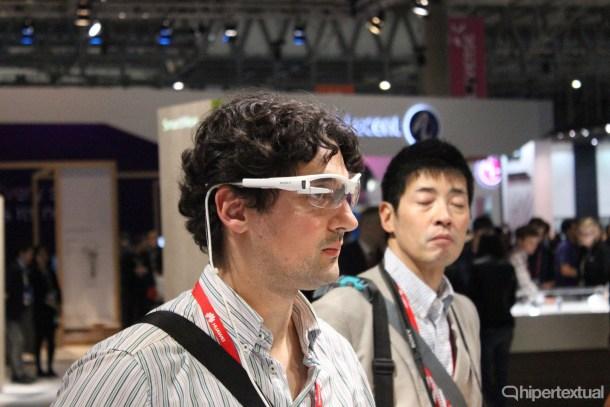 Las Sony SmartGlass, de las que no hemos vuelto a tener noticias.