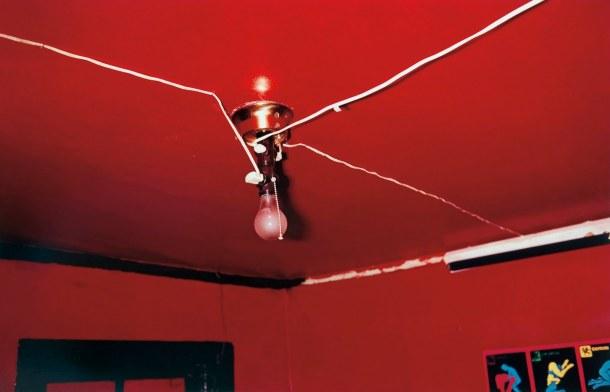 """""""Red Ceiling"""", de William Eggleston's"""