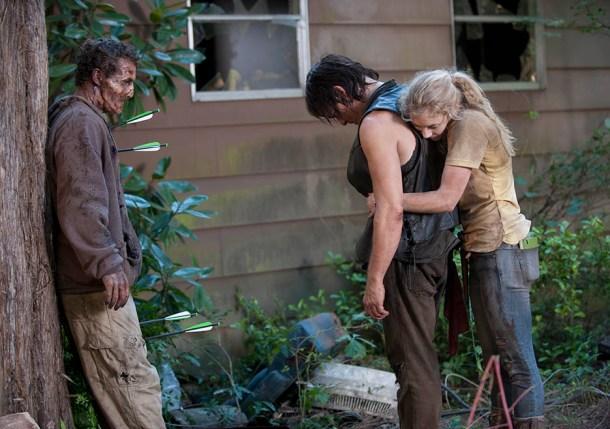 quinta temporada de thw walking dead