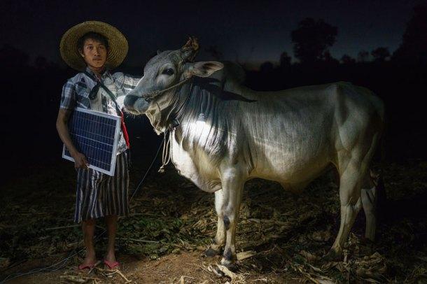 Fotografía ganadora en la categoría Retratos de los SWPA 2015, por Rubén Salgado