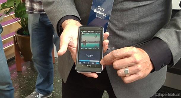 HTC m9 Allplay