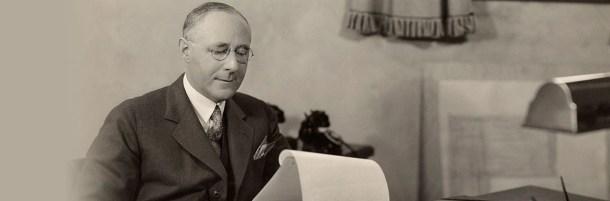 Su Presidente y cofundador, Herbert T. Kalmus. Fuente: GeorgeEastmanHouse