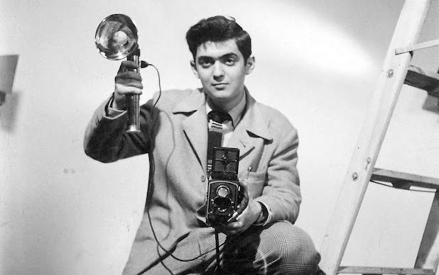 Stanley Kubrick como fotógrafo