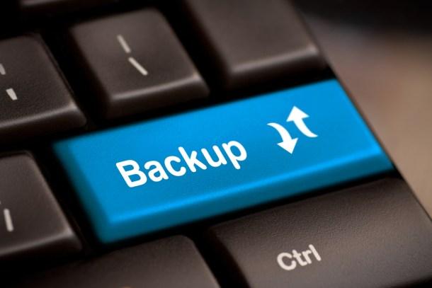 Consejos para respaldar archivos