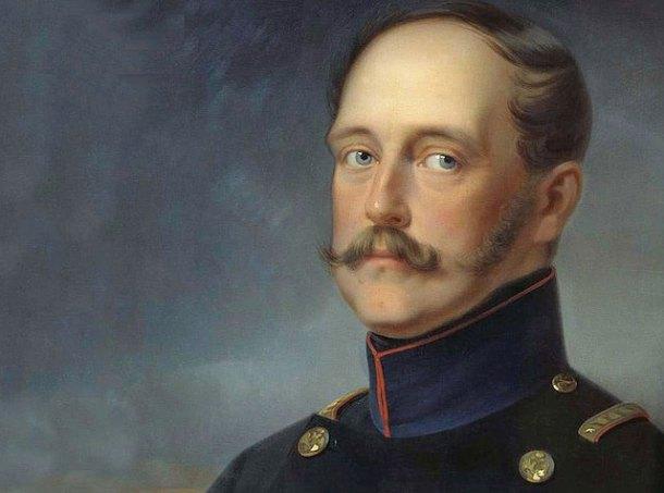 Nicolás I de Rusia.