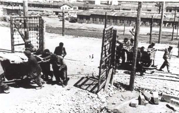 Campo de concentración de Plaszow.