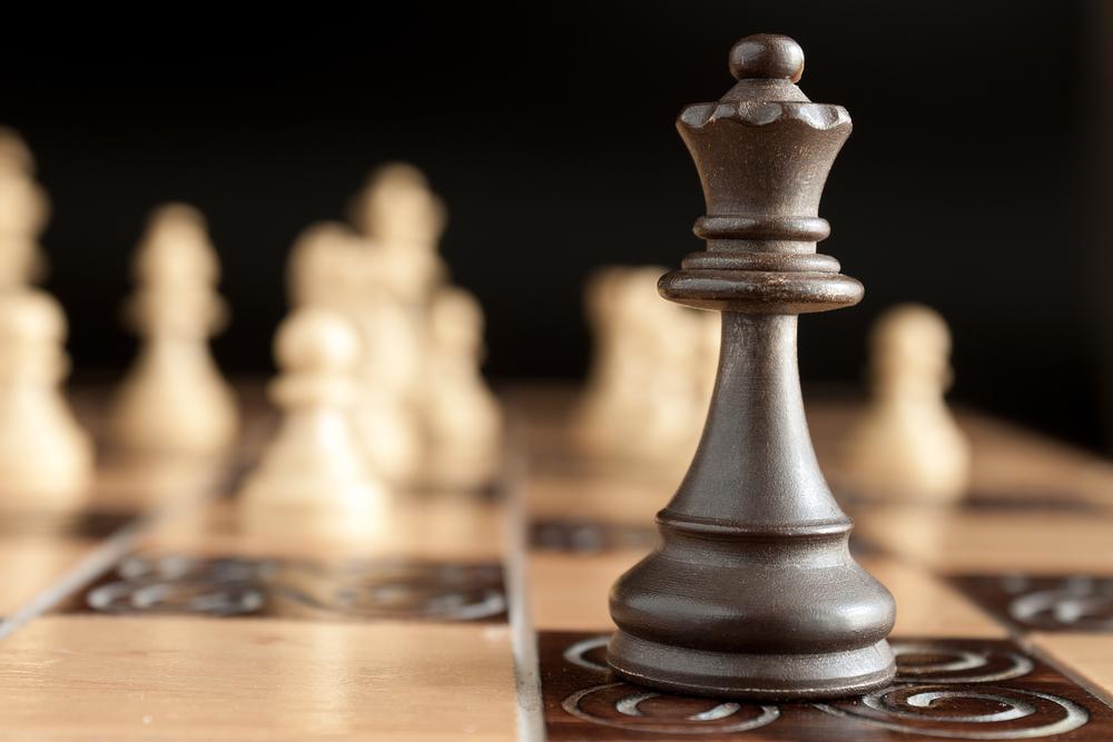 reina del ajedrez