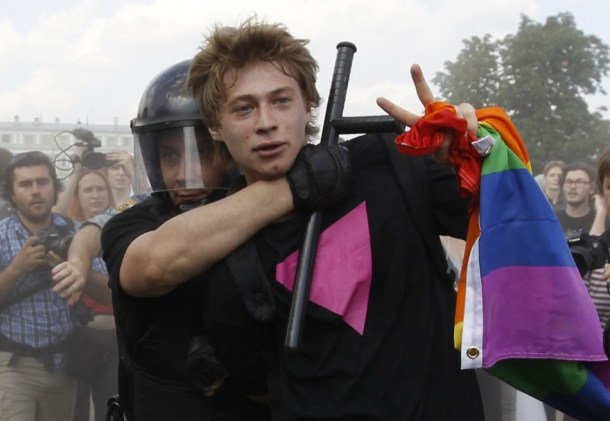 russia gay