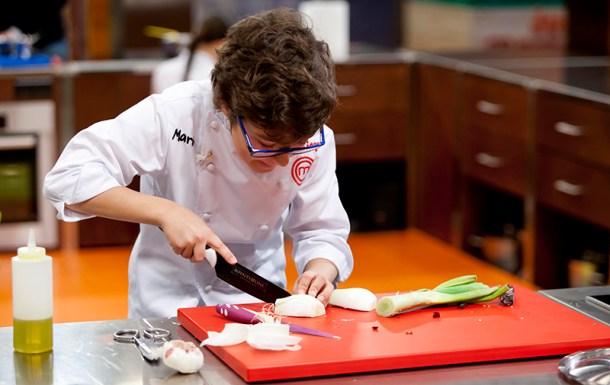 """Grabación del programa """"Master Chef Junior"""""""