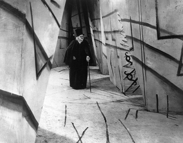 """El gabinete del doctor Caligari"""