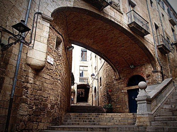 Girona Barri Vell/Escapadas y Paisajes