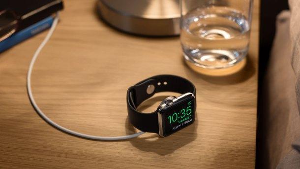 Modo nocturno apple watch