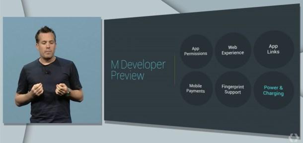 Novedades Android M