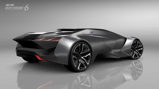 Peugeot Vision GT  10