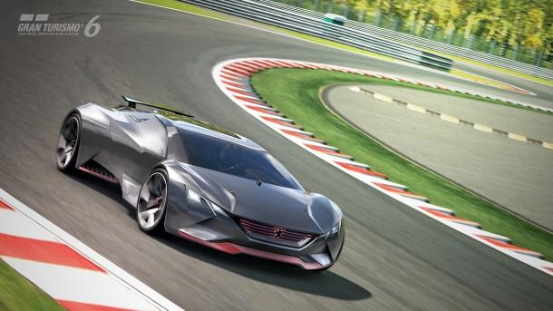 Peugeot Vision GT 11
