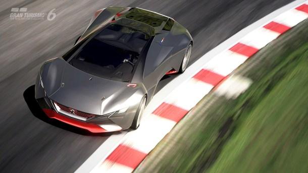 Peugeot Vision GT 14