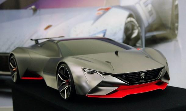 Peugeot Vision GT 4