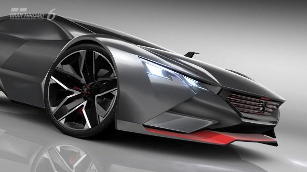 Peugeot Vision GT 9