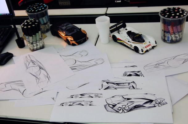 Peugeot Vision GT ingeniero 2