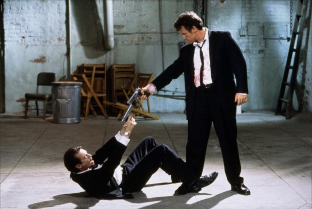 """Reservoir Dogs"". Quentin Tarantino."