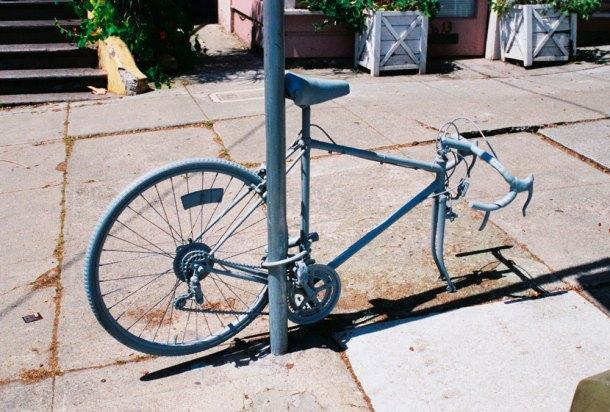 bicicletas fantasma