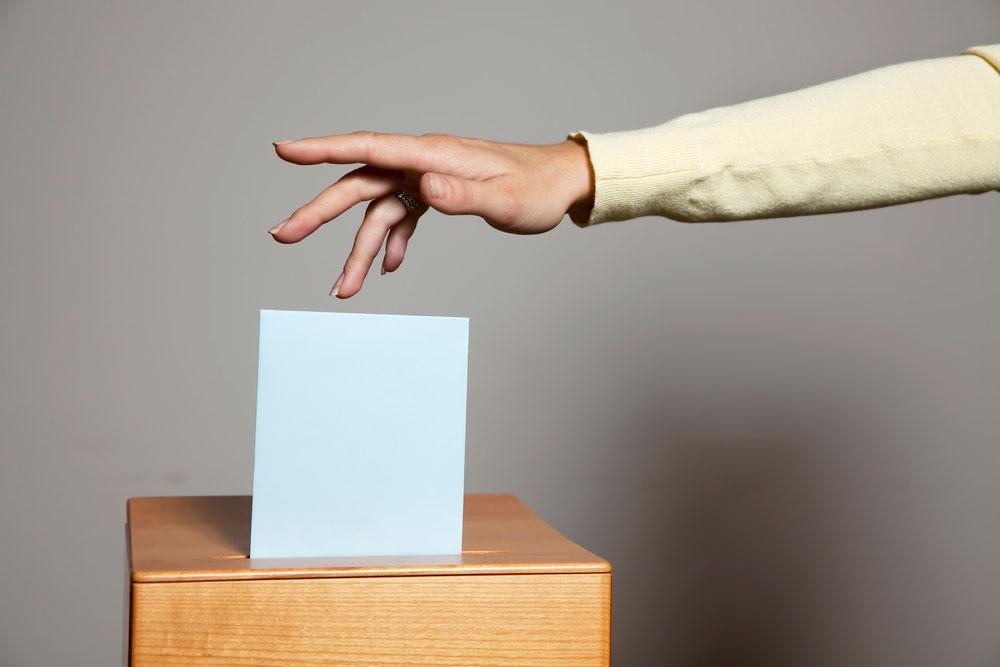 el derecho a voto de las mujeres