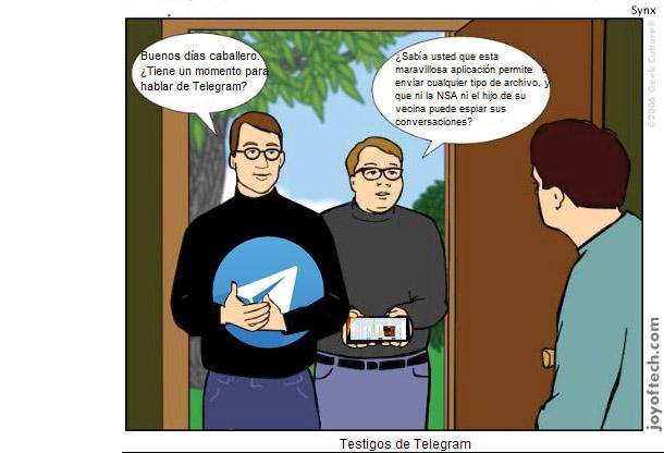 telgram comic