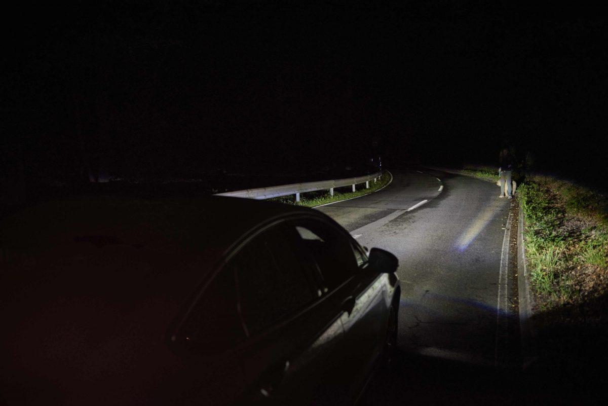 nuevo sistema de iluminación de Ford