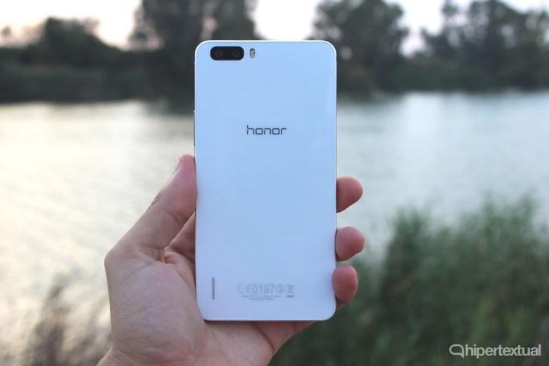 El Honor 6 Plus inauguró en 2014 la doble cámara