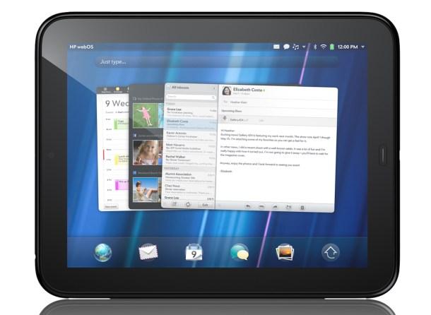 La interfaz de multitarea más bonita en su día era la de la TouchPad con webOS. Y Apple le ha rendido homenaje.