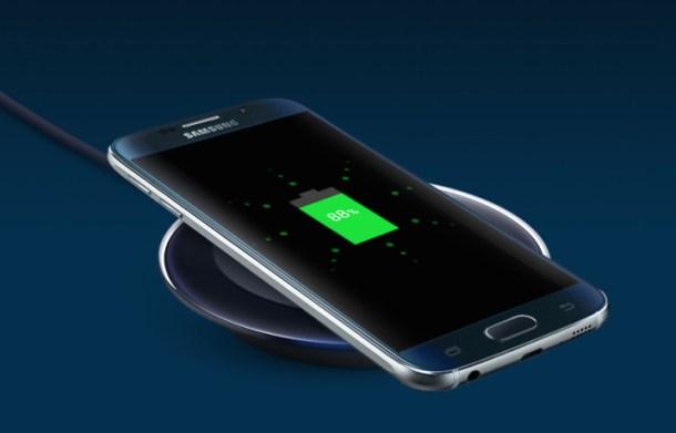 La carga inalámbrica incorporada en el Galaxy S6 debería imponerse poco a poco en el resto de smartphones de la industria. <a href=